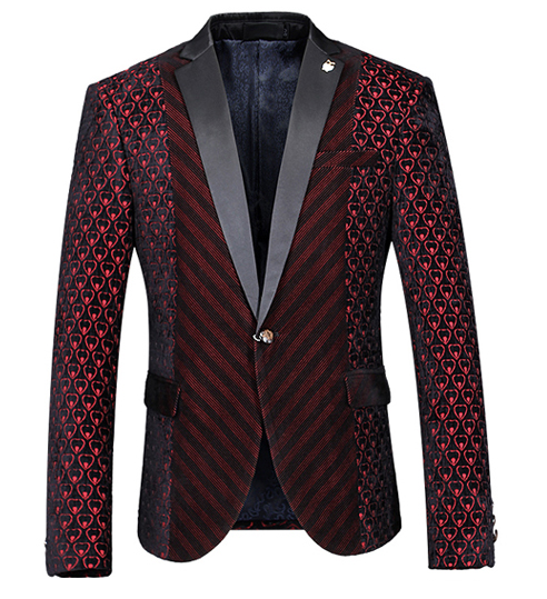 A blazer is a type of jacket resembling a suit jacket, but cut more casually.A blazer is generally distinguished from a sport coat as a more formal garment and tailored from solid colour fabrics. Blazers often have naval-style metal buttons to reflect their origins as jackets worn by boating club members.
