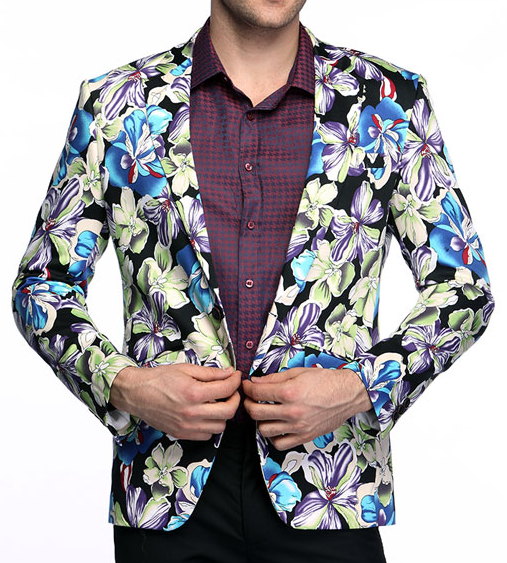 Colorful Blazers Mens | Fashion Ql
